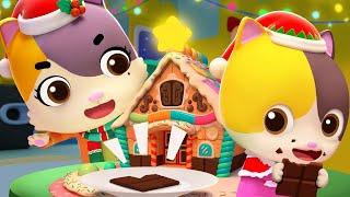 Deck the Halls - Christmas Song | Nursery Rhymes | Kids Songs | Kids Cartoon | BabyBus