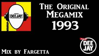 Radio Deejay - The Original Megamix 26/06/1993 by Fargetta