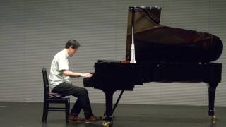 Arrangement and Piano Play by Hiroshi Kawase, Japan 2017.6.4 Sengaw...
