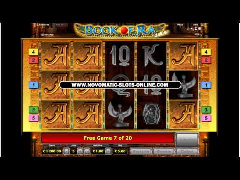 Book Of Ra   Real Money High Bet At Online Casino
