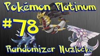 Pokemon Platinum Randomizer Nuzlocke [Ep 78] - Surf