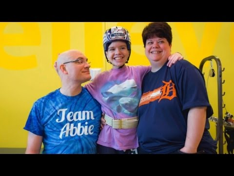 14-Year-Old Kalamazoo Survivor Abbie Kopf Back to Square One After Infection