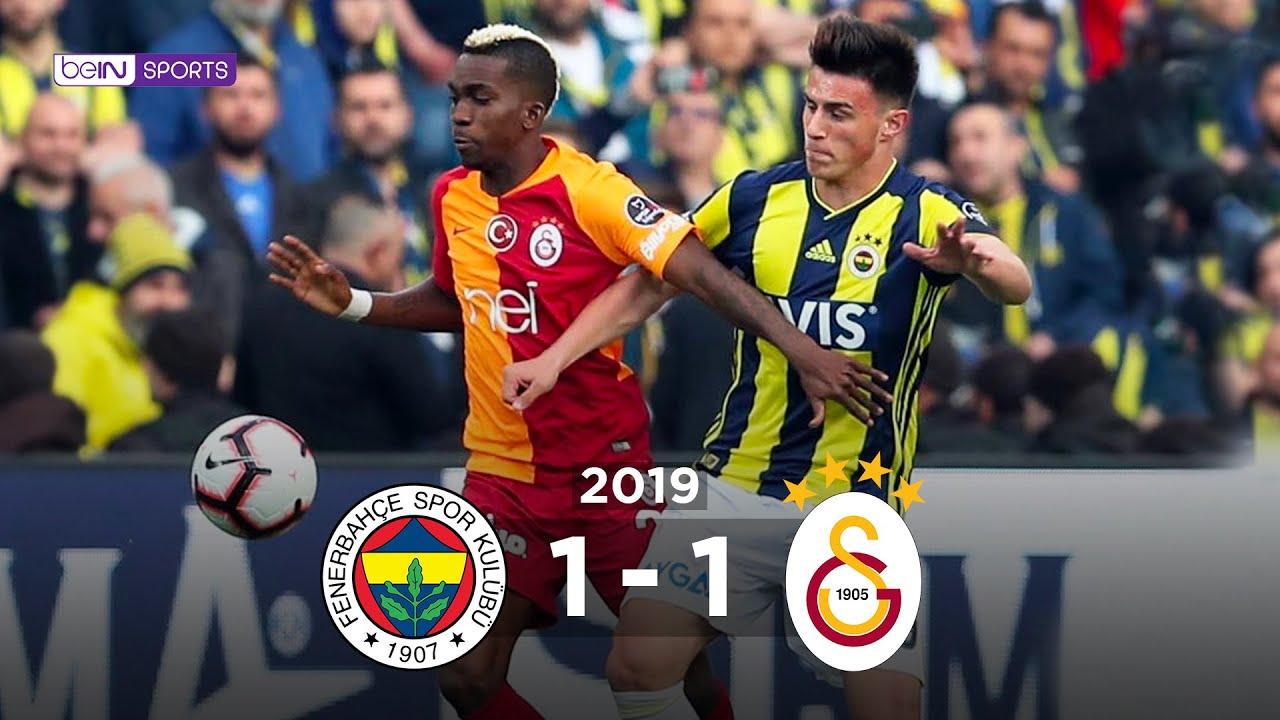 14.04.2019 | Fenerbahçe-Galatasaray | 1-1