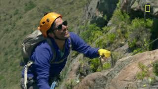 NatGeo's UNCHARTED   Gordon Ramsay Peru Clip