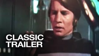 Logan's Run Official Trailer #1 - Michael York Movie (1976) HD