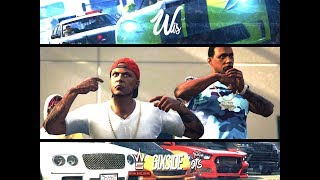 """GTA5: Lil Baby Feat. Starlito """"Exotic"""" (Official Music Video)"""