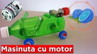 Cum sa faci o Masinuta cu Motoras