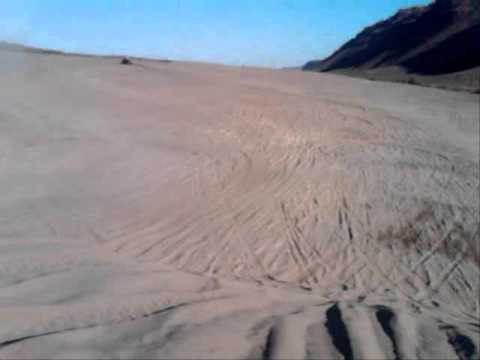 First time at Beverly Sand Dunes, Washington
