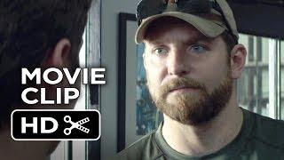 American Sniper Movie CLIP - You Saved My Life (2015) - Bradley Cooper Movie HD