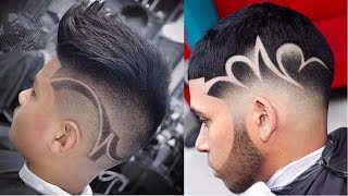 Video Cool Hairstyles Designs And Ideas For Men 2017- Haircut Tattoo Design For Men-Mens Trendy Hairstyles download MP3, 3GP, MP4, WEBM, AVI, FLV Januari 2018