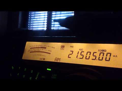Radio Saudi - 21505KHZ AM