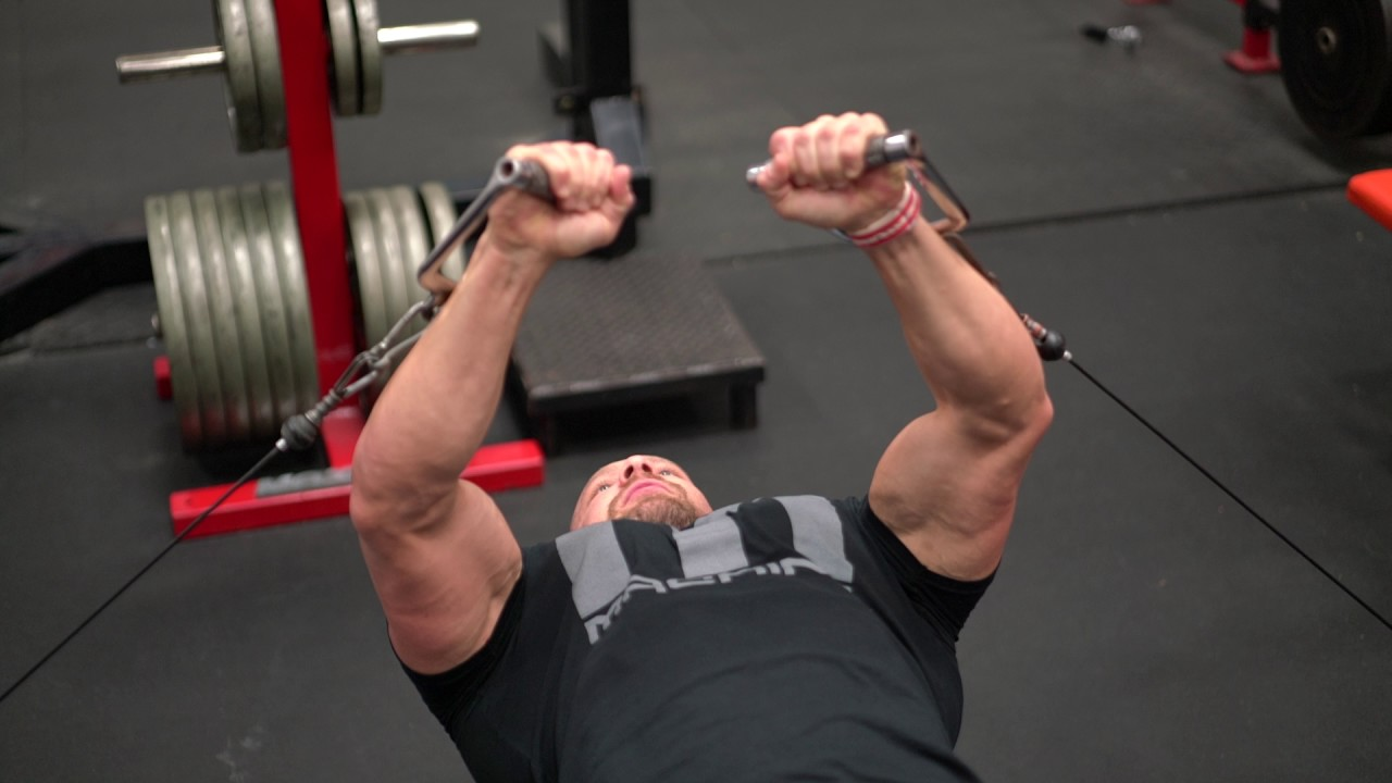 how to make a bench press