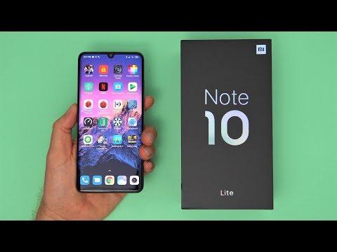 Mi Note 10 LITE Review BETTER Than The Mi 10 Lite?