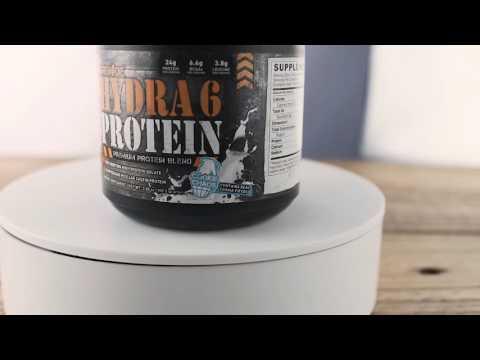 Hydra 6® Protein Powder