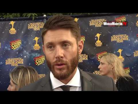 Jensen Ackles Hilarious Interview at 42nd Annual Saturn Awards