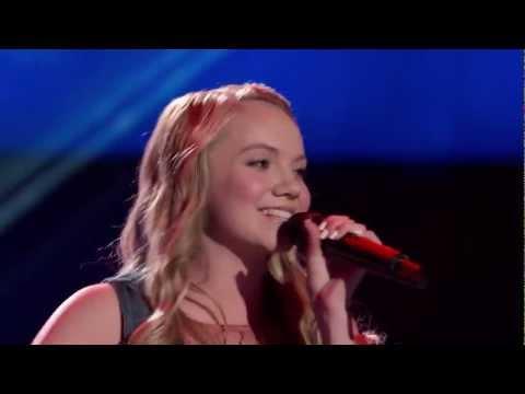 Danielle Bradbery - Mean - The Voice US