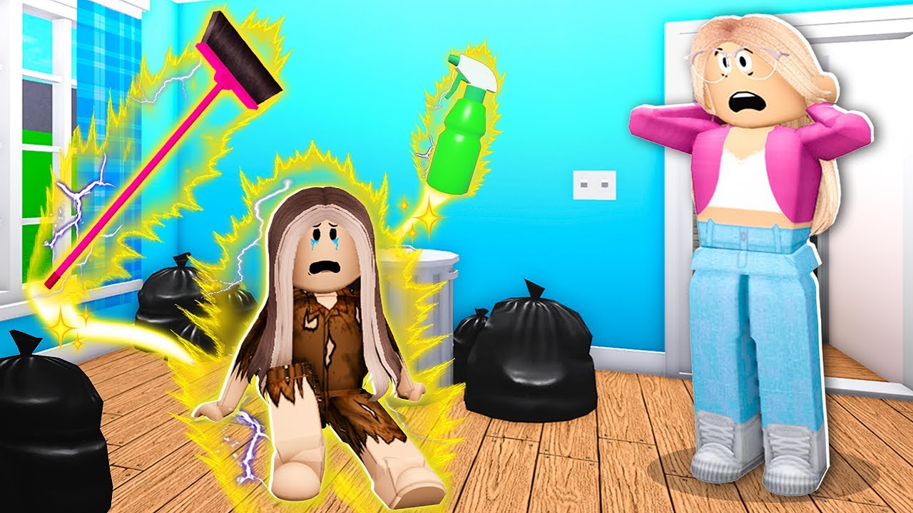HATED Child Discovers She Has SUPERPOWERS.. (Roblox Bloxburg)