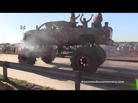 Truck Pull Backwoods Riot Tug O War