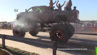 Truck Pull Backwoods Riot Tug O War