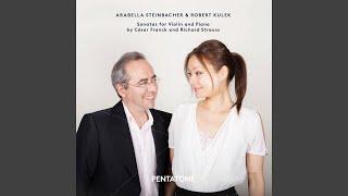 Violin Sonata in A Major, M. 8: III. Recitativo - Fantasia: Ben moderato - Molto lento