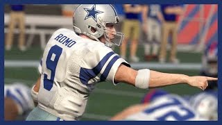 TONY ROMO IN THE 4TH QUARTER = ??? = Madden 16 Online Ranked Gameplay