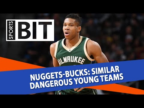 Denver Nuggets at Milwaukee Bucks | Sports BIT | NBA Picks