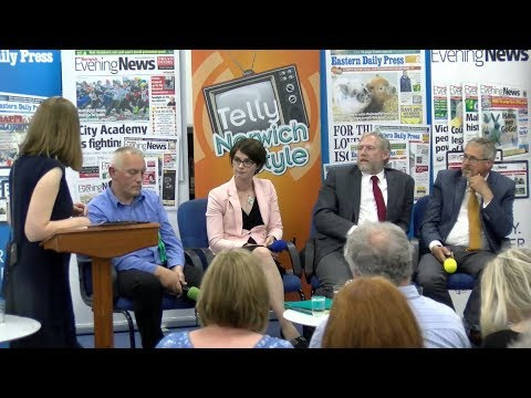 Mustard TV This Week - GE2017: Norwich North election debate