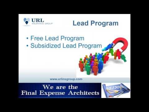 Final Expense Architect s Lead Program