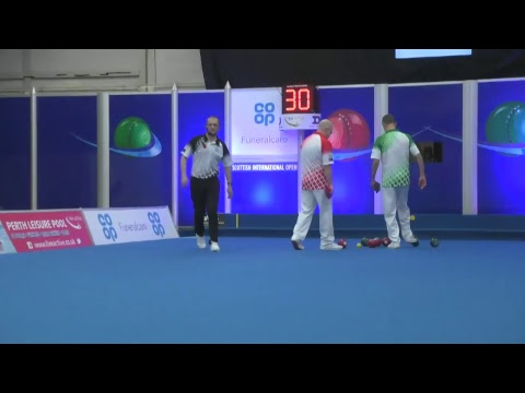 Co-op Funeral Care Scottish International Open 2017: Session 2