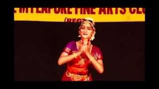 Varnam Swami Naan Unthan Adimai - Mylapore Festival 2015