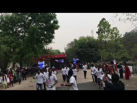 Flash mob ( Joy Finance), CU Finance Silver Jubilee