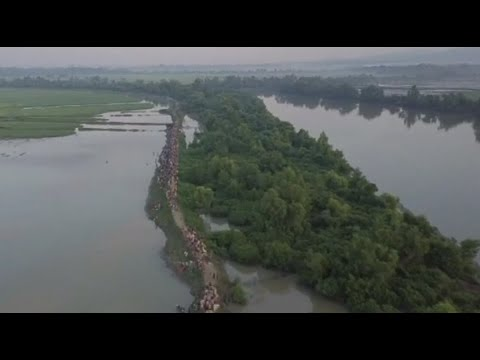 أخبار عالمية | 580 ألفاً من #الروهينغا لجأوا إلى #بنغلادش خلال شهرين  - نشر قبل 4 ساعة