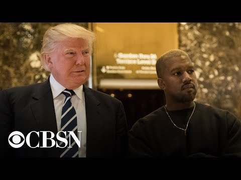 Watch President Trump's full meeting with Kanye West and Jim Brown at the White House