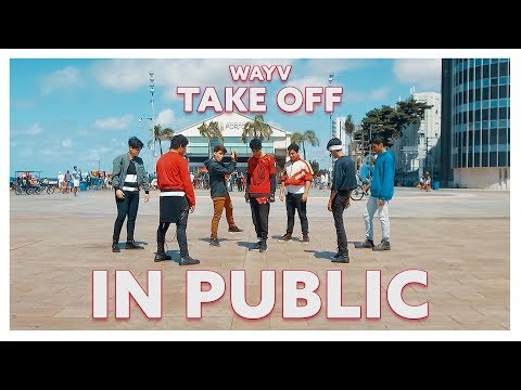 [K-POP IN PUBLIC CHALLENGE] WayV (威神V) - 'Take Off' (无翼而飞) Dance Cover By Eleven