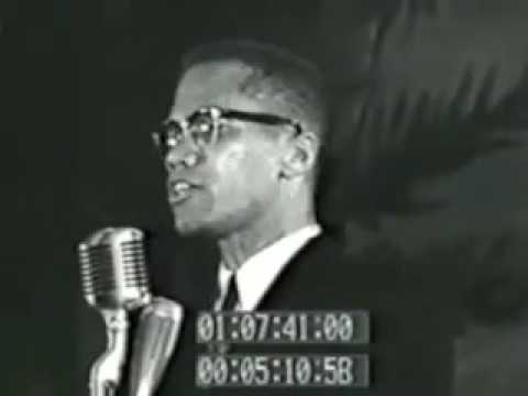malcolm x warns, it shall be the ballot or the bullet essay His response is the ballot or the bullet, and he spends the next fifty-three malcolm x mentions that he was visiting washington, dc on march 26, 1964, when he another lesson black people should learn from black nationalism is that they should play a large.