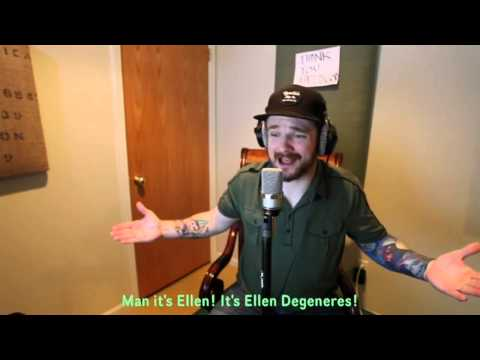 Mac Lethal's Rap for Ellen
