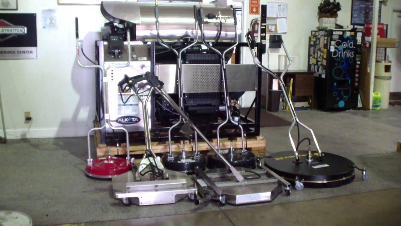 maxresdefault alkota pressure washer, sidewinder, maxima 36\