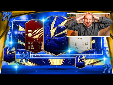 UN ENORME 1ER PACK OPENING TOTY ! FIFA 21