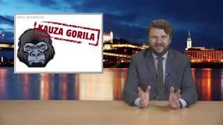 Ťažký týždeň: Nahrávka podobná Gorile