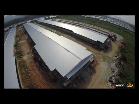 AGCO GSI Modern Poultry Solution Project At Penang Malaysia