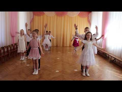 """детский танец """"Дружба   это не работа"""""""
