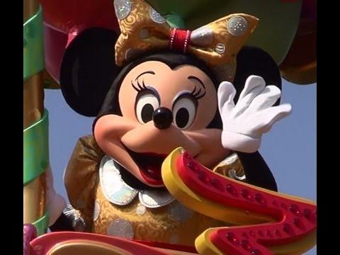Happiness is here Tokyo Disneyland 30th Anniversary Parade