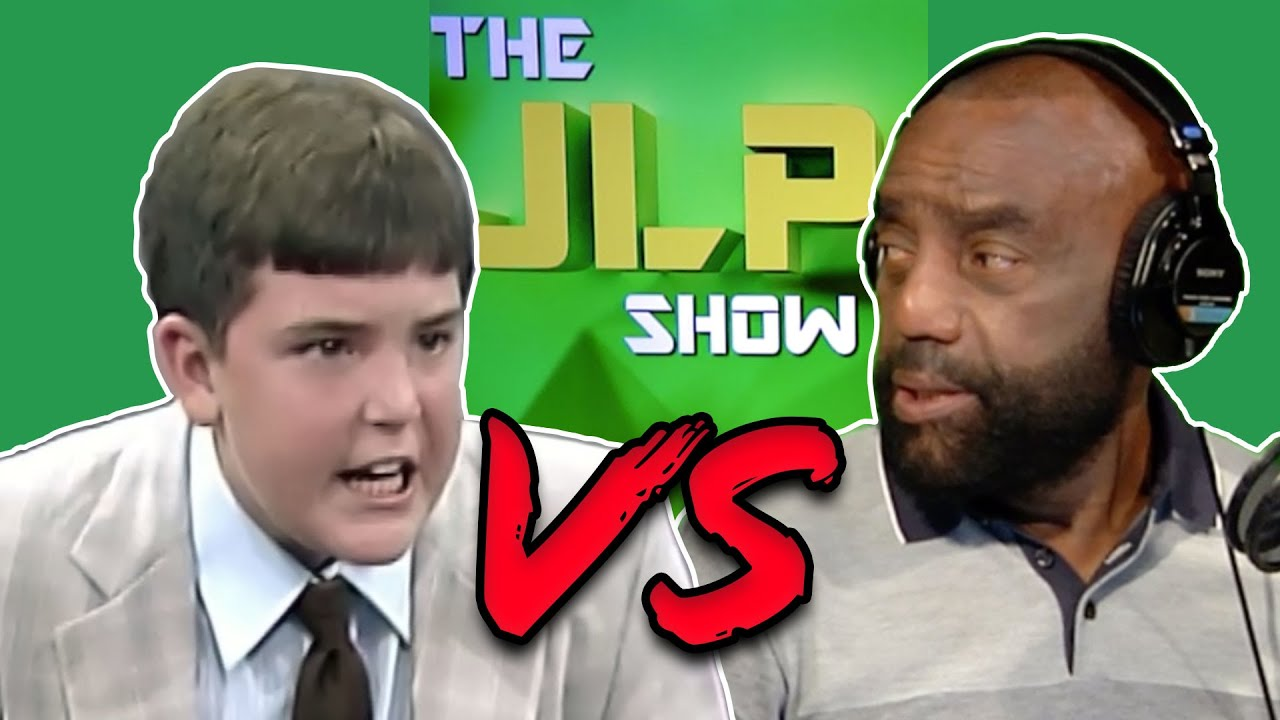 Jesse Lee Peterson - Bible Thumping Kid Tries to School Jesse