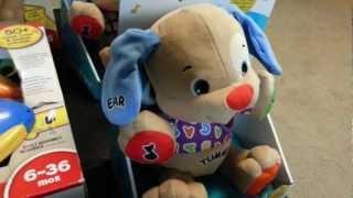 Target toys, corran no caminen (Spanish)