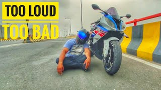 Too loud too Bad!😫 BMW S1000RR!