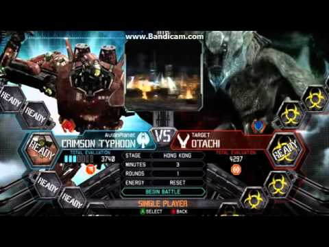 Прохождение Pacific Rim: The Video Game - Crimson Typhoon Gameplay