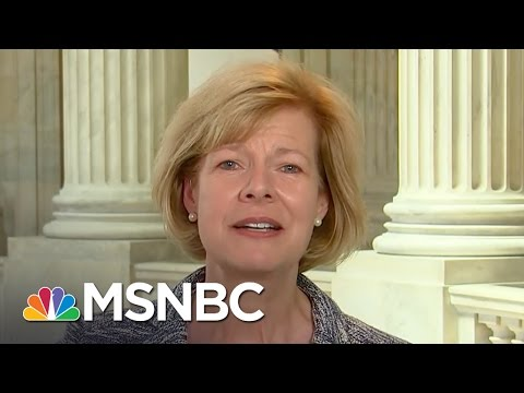 Senator Tammy Baldwin On How To Unite Democrats | MSNBC