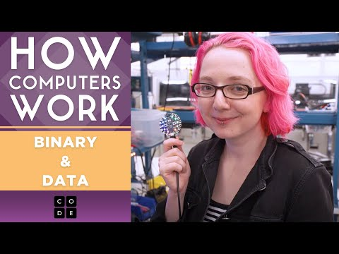 How Computers Work: Binary & Data