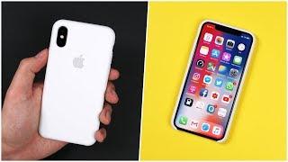 iPhone X - Original Apple Silikon Case im Kurztest (Deutsch) | SwagTab