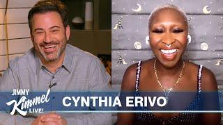 Cynthia Erivo on Playing Aretha Franklin, Meeting Oprah & The Outsider